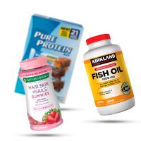 Vitaminas & Suplementos