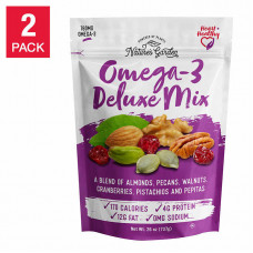 Nature's Garden Omega-3 Deluxe Mix ...
