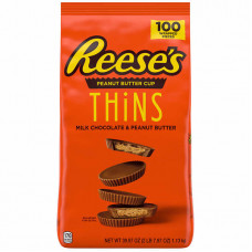 Reese's Peanut Butter Cup, Thins, 1...