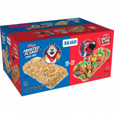 Barras de cereal Kellogg's Frosted ...